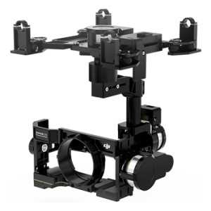 DJI Zenmuse-Z15-A7 Gimbal for Drone Video Systems